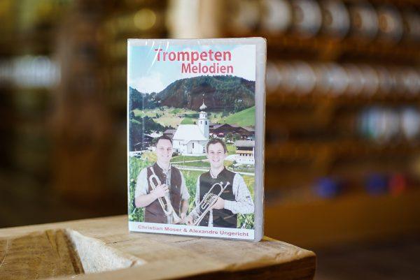 DVD Trompeten Melodien 1 Mundo Tirolês - Artigos Típicos Austríacos e Alemães