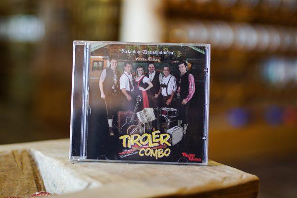 CD Tiroler Combo 1 Mundo Tirolês - Artigos Típicos Austríacos e Alemães