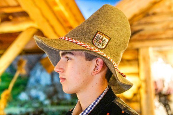Chapéu Oktoberfest 1 Mundo Tirolês - Artigos Típicos Austríacos e Alemães