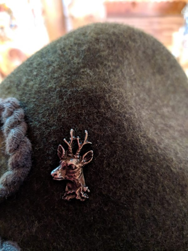 Bóton Cervo 1 Loja Mundo Tirolês