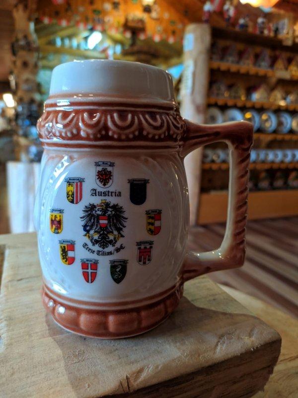 Caneco de chopp 1 Loja Mundo Tirolês